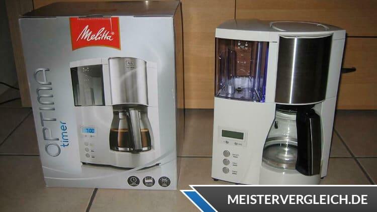 Kaffeemaschine Melitta