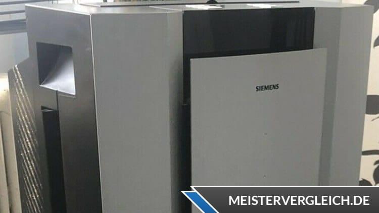 Klimaanlage Siemens Test