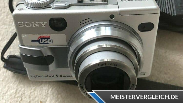 Kompaktkamera Sony Cyber-Shot