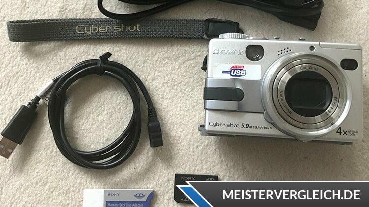 Kompaktkamera Sony