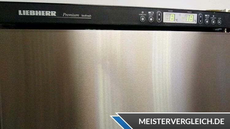 Liebherr Kühlschrank im Test