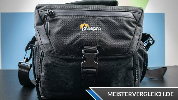 Lowepro Nova 180 AW II im Test
