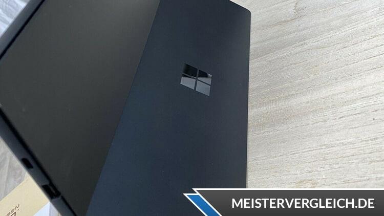 Microsoft Surface Pro 7 Rückseite