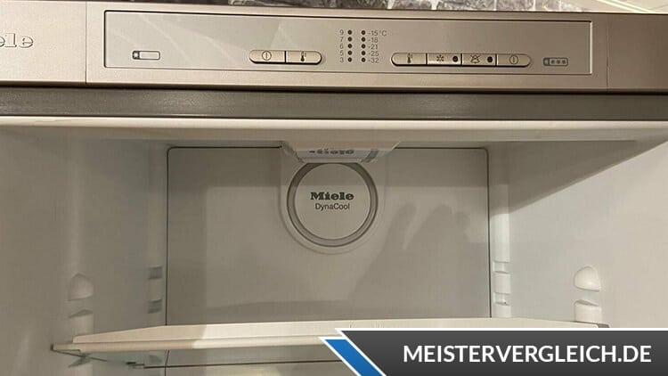 Miele Kühlschrank Bedienelemente