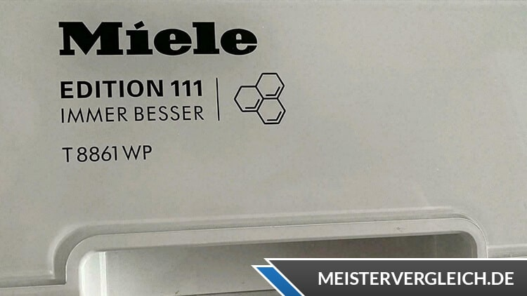 Miele T 8861 WP Edition 111 Test