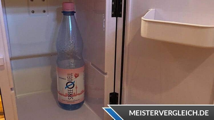 Mini Kühlschrank im Praxistest
