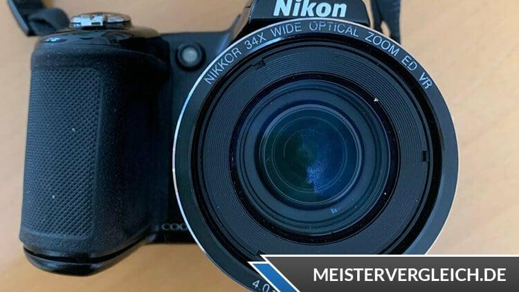 Nikon Coolpix L830 Objektiv