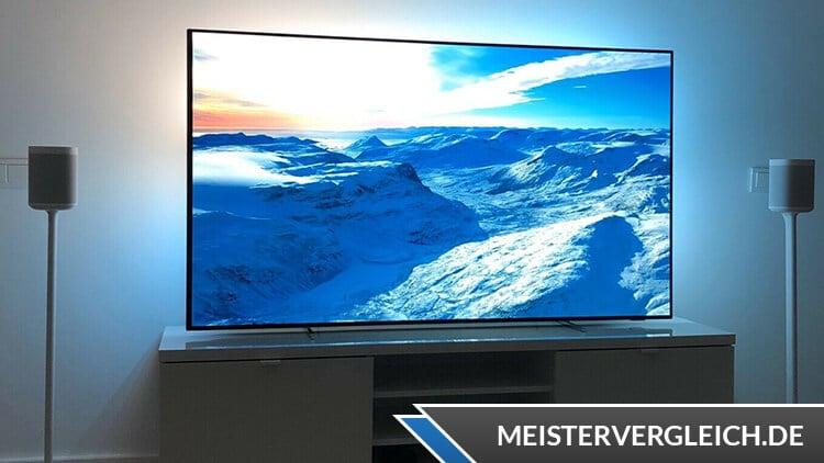 OLED Fernseher Philips Test