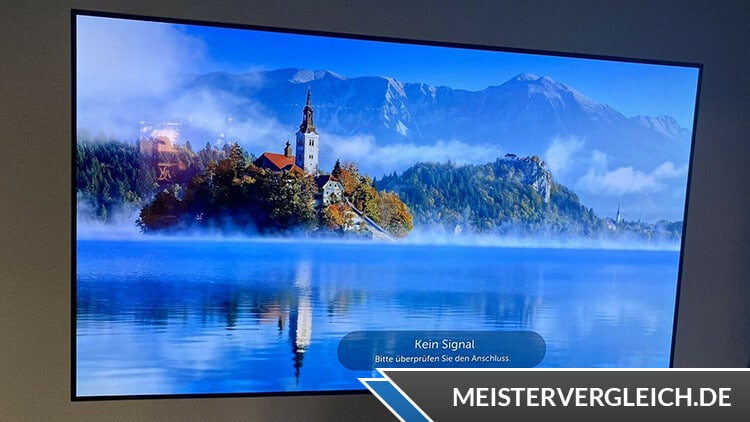 OLED TV LG Test