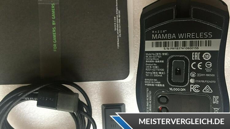 Razer Mamba Wireless Edition Sensor