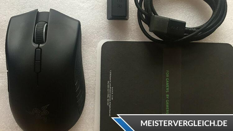 Razer Mamba Wireless Edition Test
