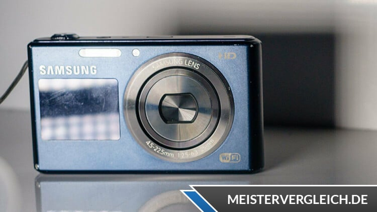 Samsung DV150F Test