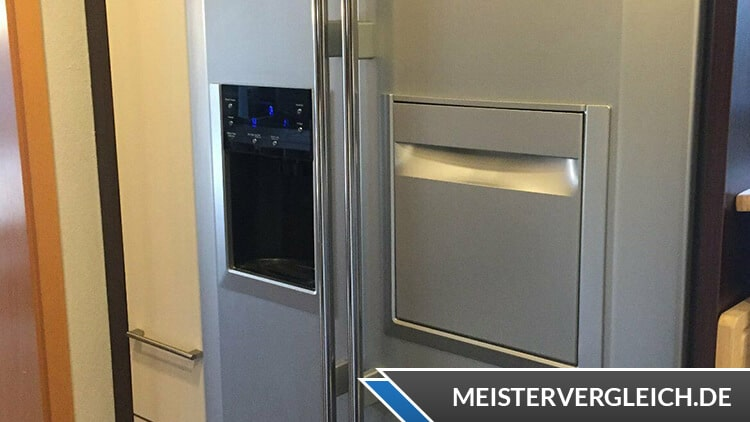 Side-by-Side Kühlschrank No-Frost Technologie