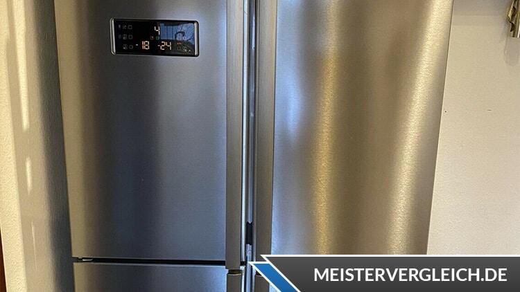 Side-by-Side Kühlschrank ohne Eiswürfelspender