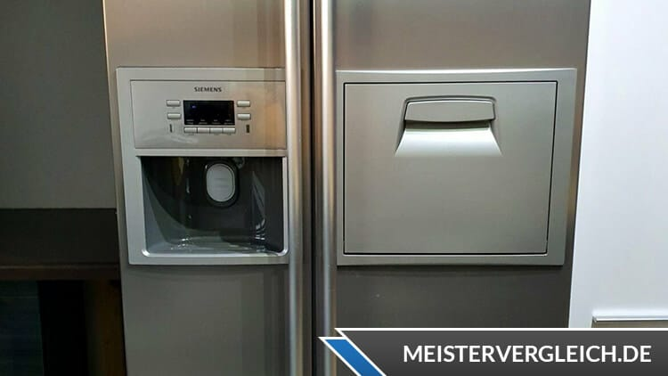 Side-by-Side Kühlschrank Siemens