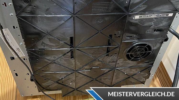 Siemens iQ700 EX875LYC1E Unterseite