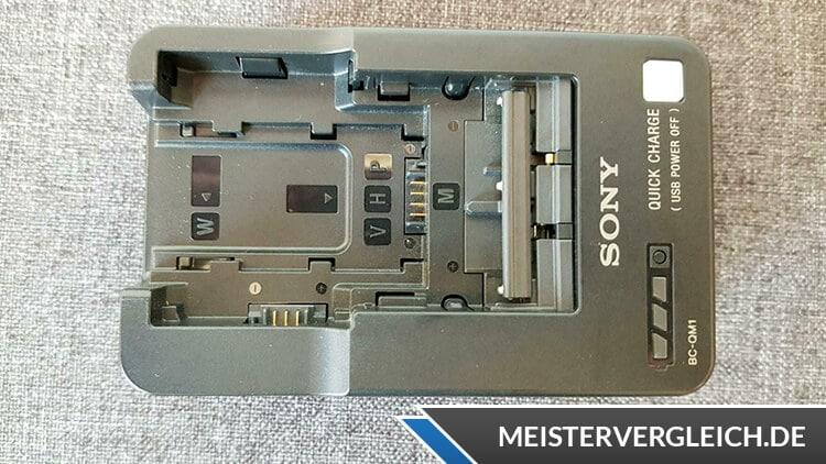 Sony Alpha 7 Ladegerät