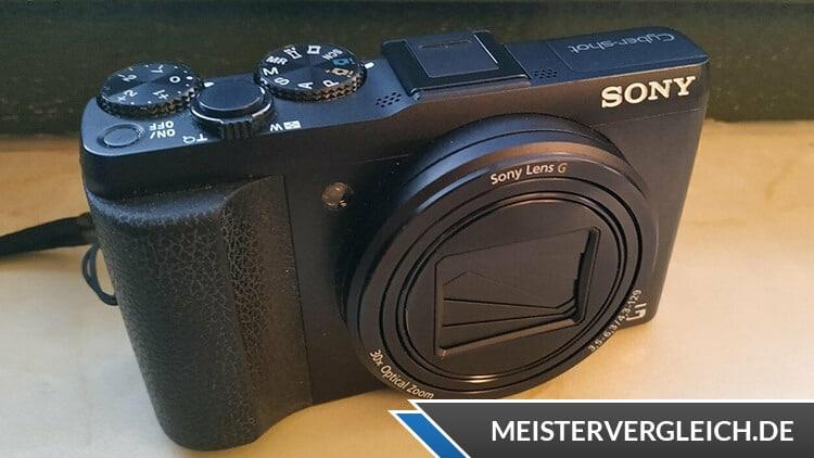 Sony DSC-HX50 Test