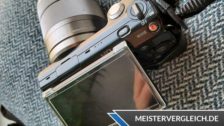 Systemkamera Display