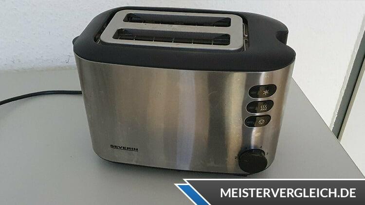 Toaster im Test