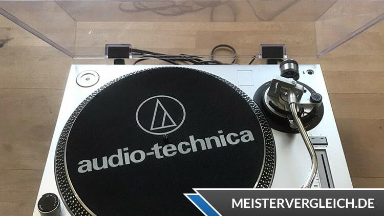 Audio Technica AT-LP120 USBC Praxistest