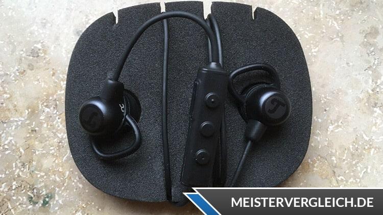 Bluetooth-in-ear Kopfhörer Teufel Fernbedienung
