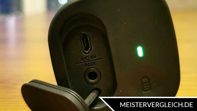 Bluetooth Lautsprecher Anschlüsse