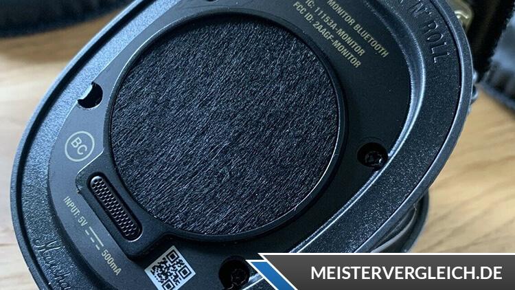 Bluetooth Over-Ear-Kopfhörer Test
