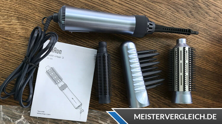 Braun Satin Hair 3 AS 330 Test