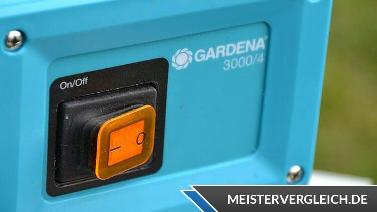 Gardena Classic 3000-4 – 1717-20 Schalter