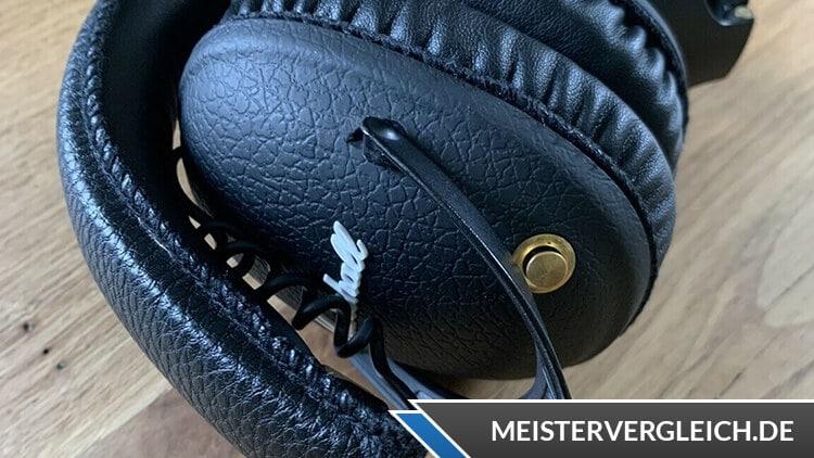 Over-Ear-Kopfhörer Faltbarkeit
