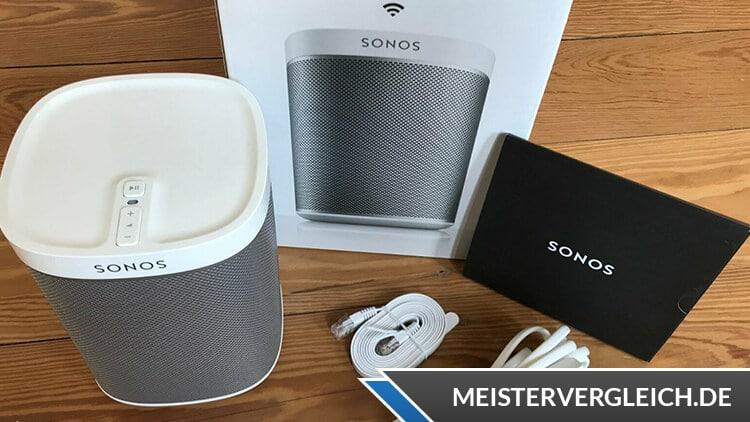 WLAN Lautsprecher Sonos Play:1 Lieferumfang