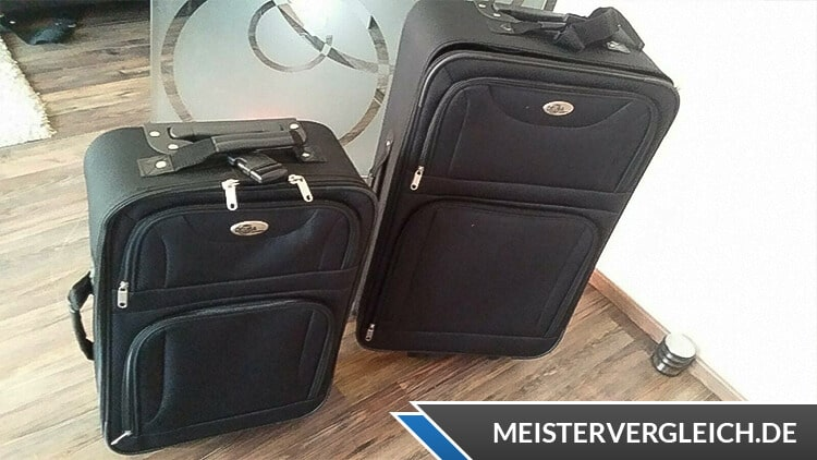 Koffer mit Kennzeichnung