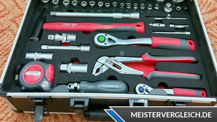 Meister Werkzeugtrolley im Test