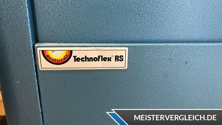Werkstattwagen Technoflex RS