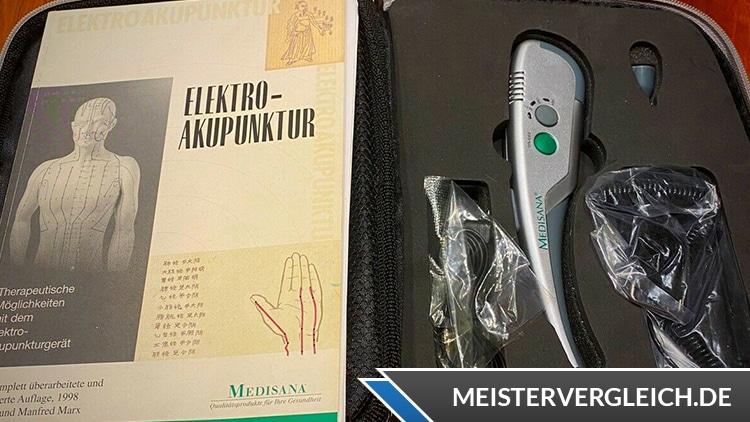 Medisana Akupunkturgerät