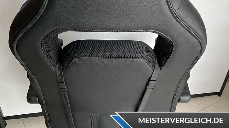 UMI. Essentials Gaming Stuhl Rückenlehne