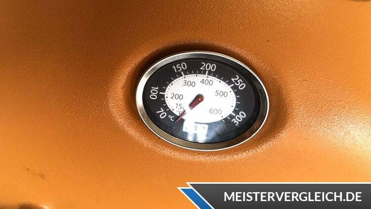 Weber Q1200 Thermometer
