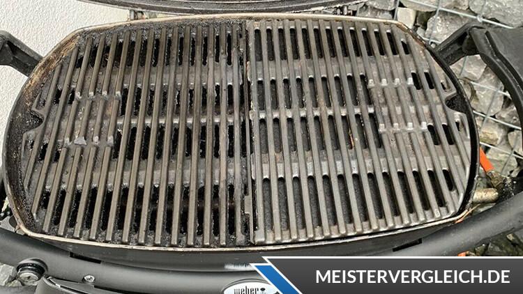 Weber Q2200 ohne Abdeckhaube