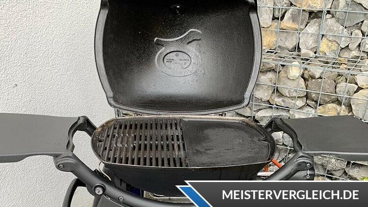 Weber Q2200 Grillfläche