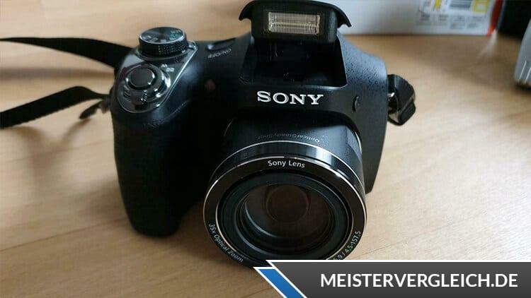 Bridgekamera von Sony