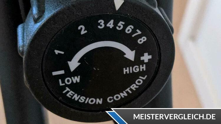 Ergometer Klarfit Tension-Control