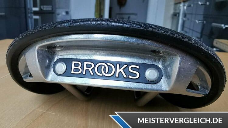 Fahrradsattel Brooks