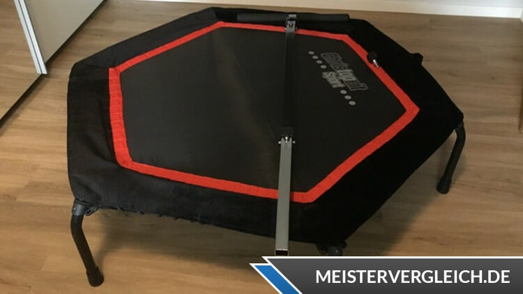 Fitness Trampolin ohne Griff