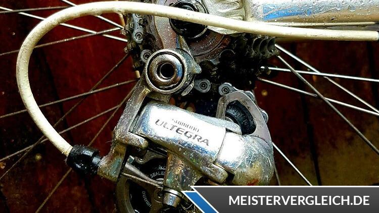 Schaltsystem vom Fitnessbike
