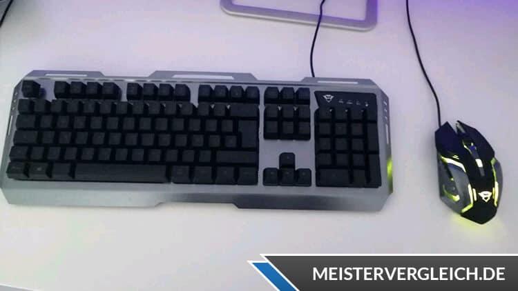 Gaming-Tastatur Beleuchtung aus