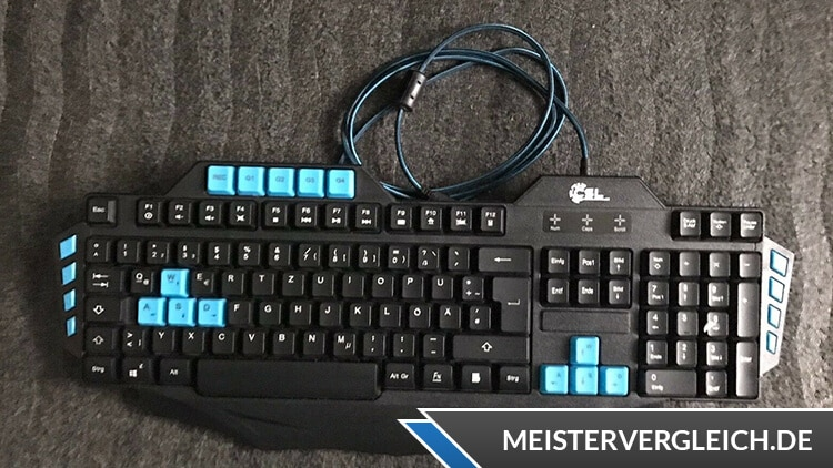 Gaming-Tastatur