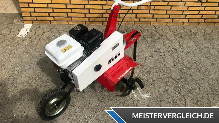 Gartenfräse Motor