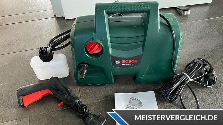 Hochdruckreiniger Bosch Reinigungsmittel