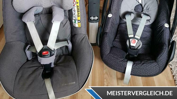 Kindersitz Maxi-Cosi Vergleich